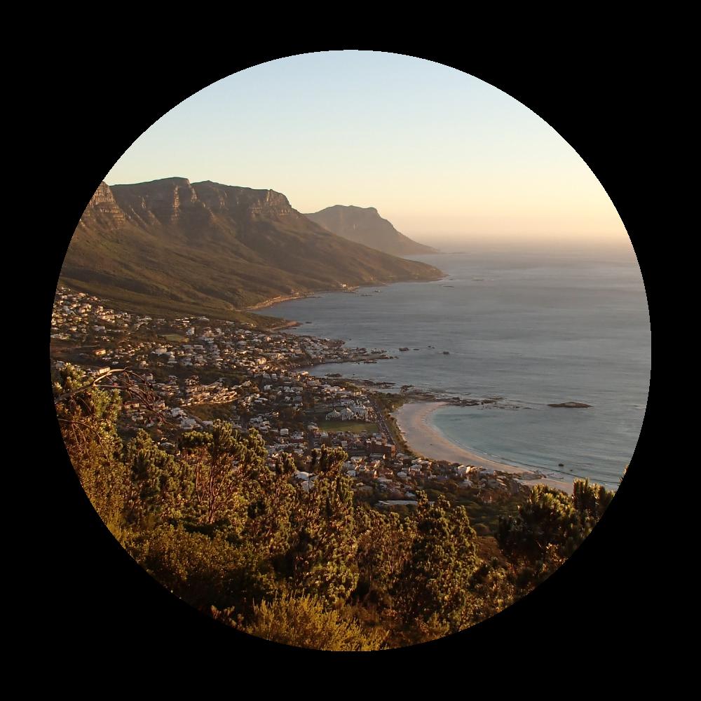 Informações Gerais África do Sul