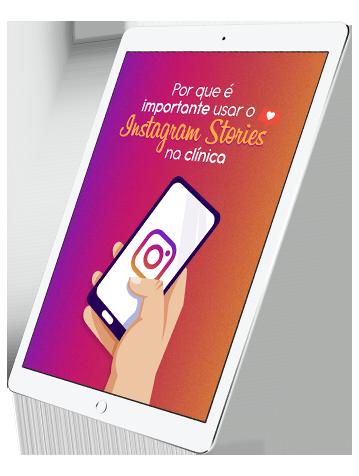 stories instagram para clinicas odontológicas