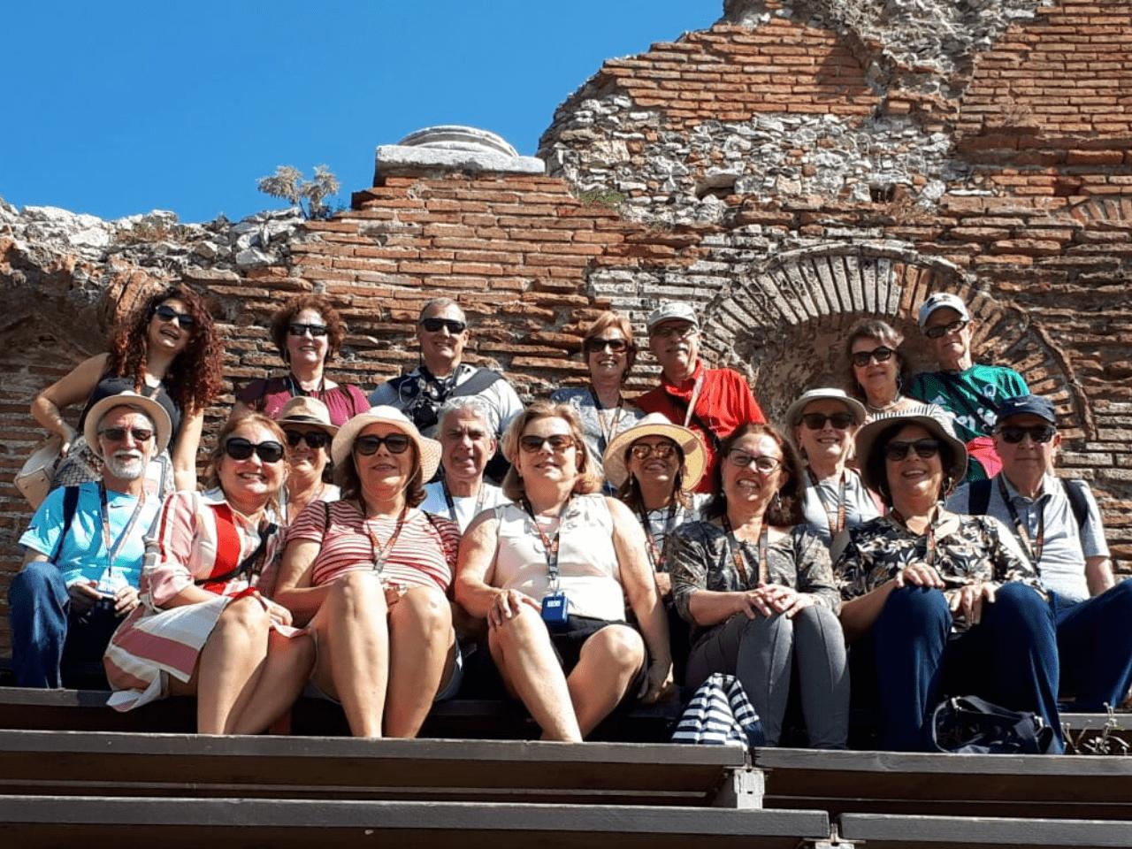 Grupo Fabuloso Sul - outubro 2019