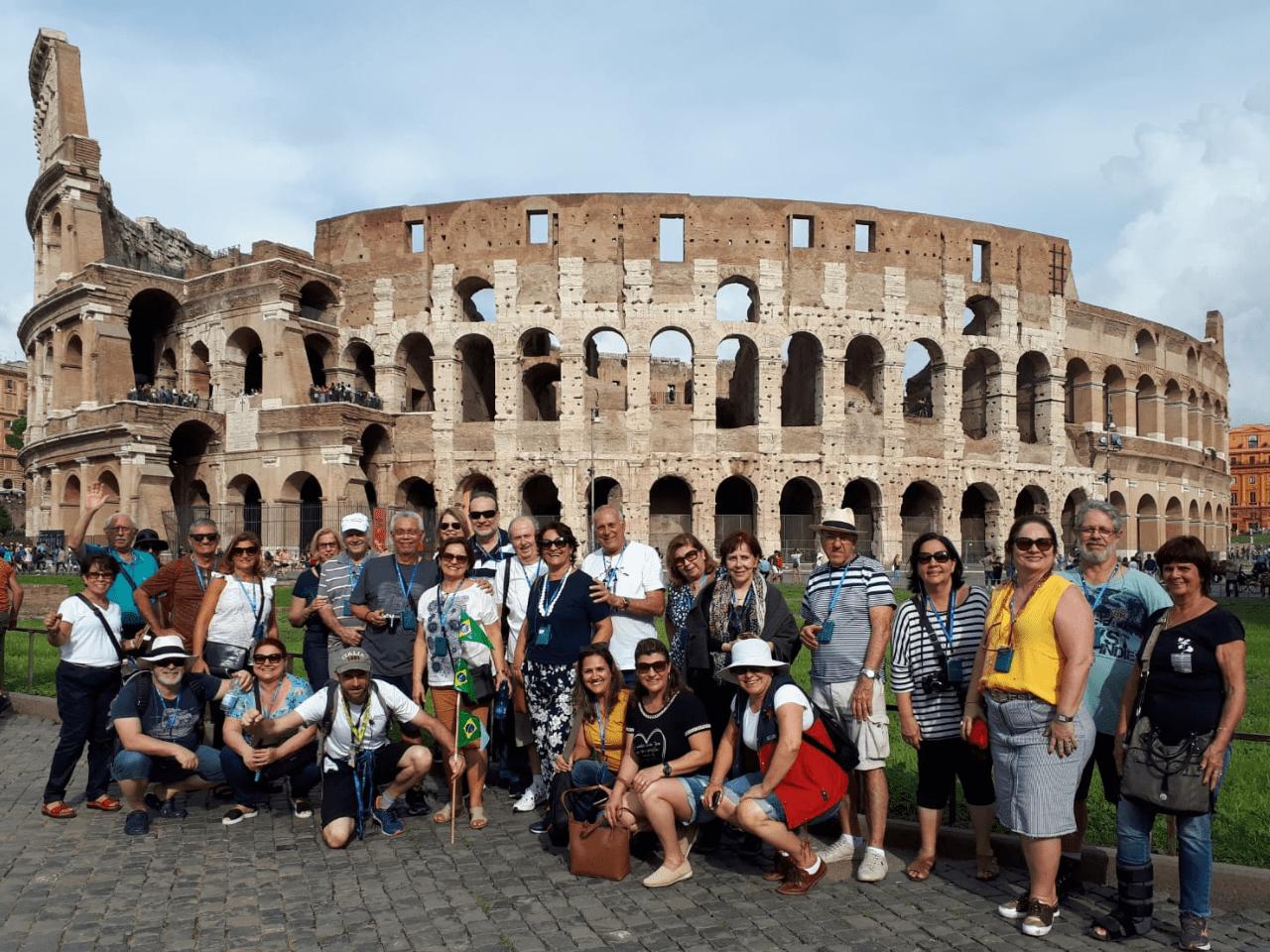 Grupo Itália Sonhada setembro 2018