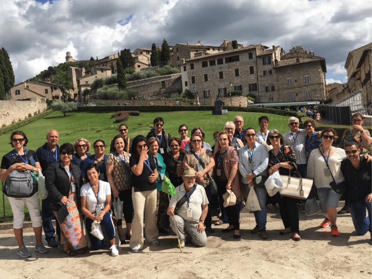Grupo Itália Sonhada setembro 2019
