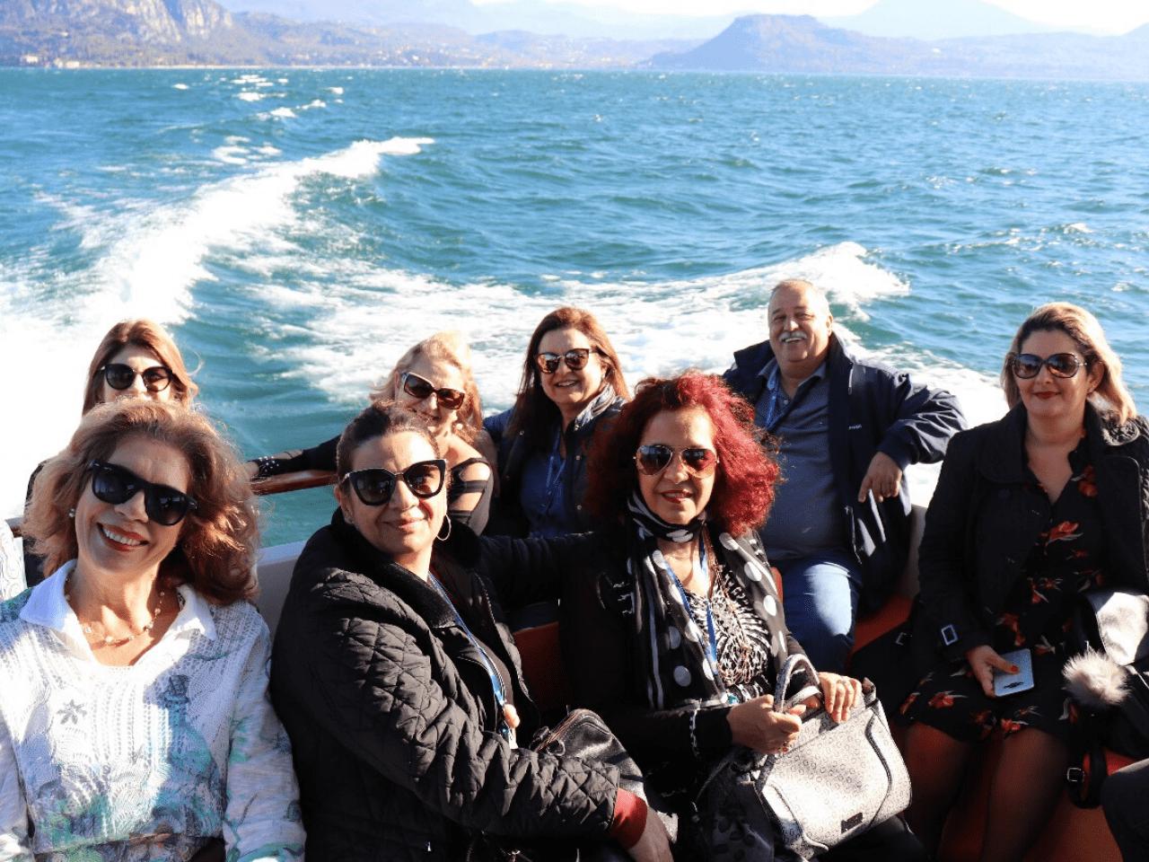 Grupo Itália Sonhada outubro 2017