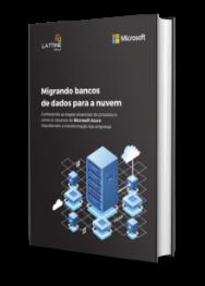 E-book Migrando bancos de dados para a nuvem