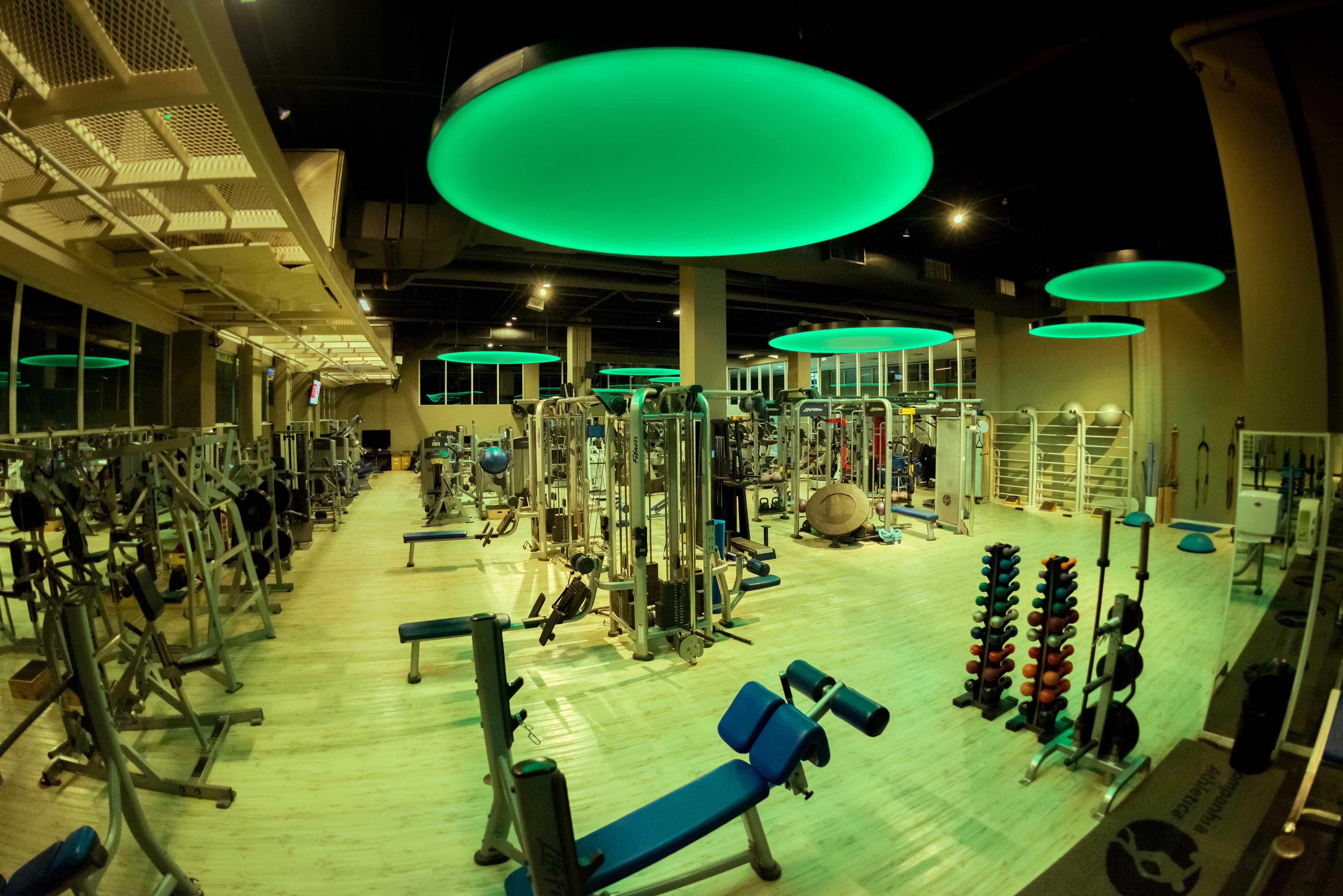 Sala de Musculação Cia Athletica - SJC