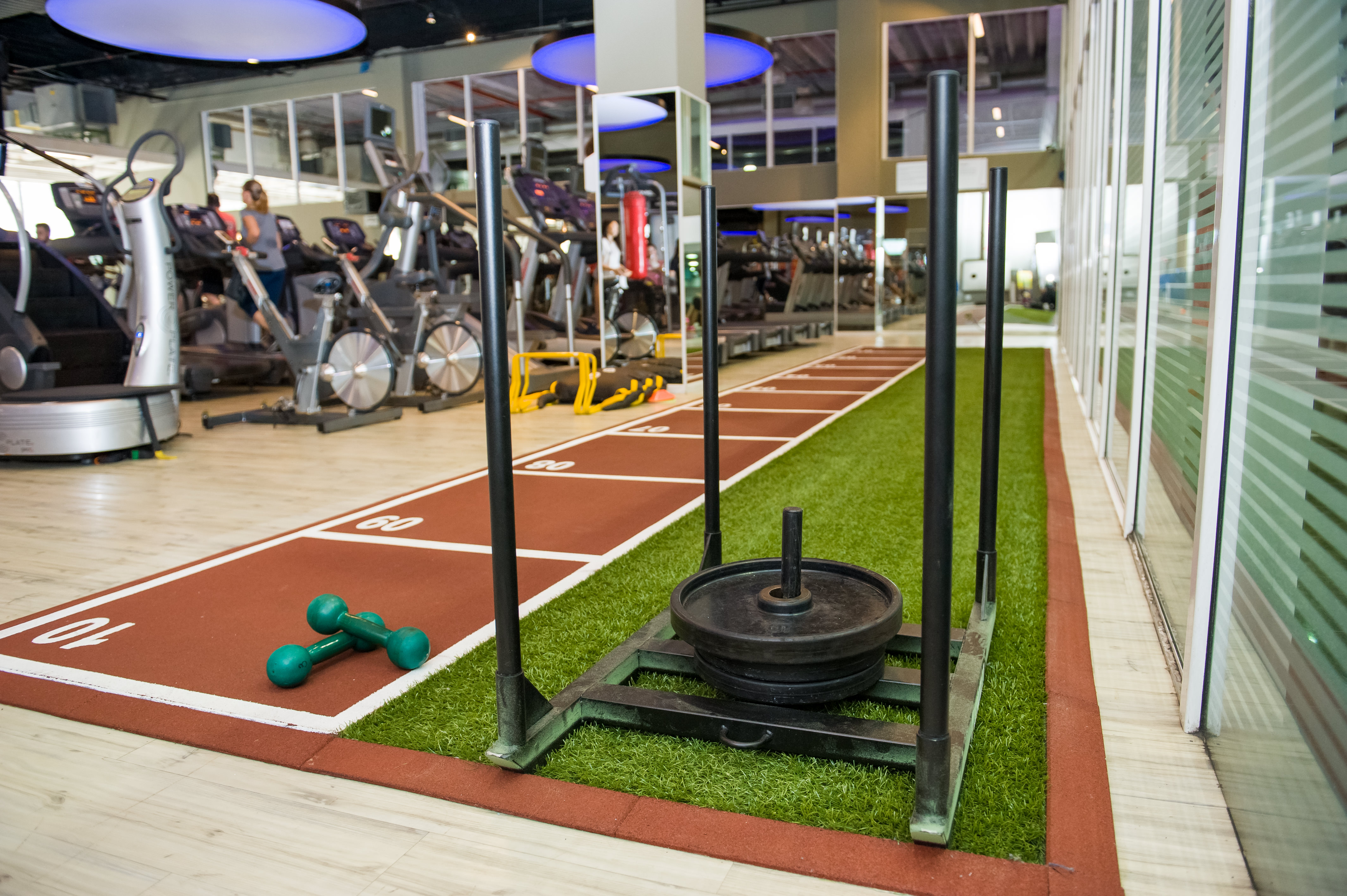 Sala de Treinamento Funcional Cia Athletica - SJC