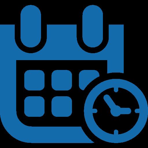 data e horario