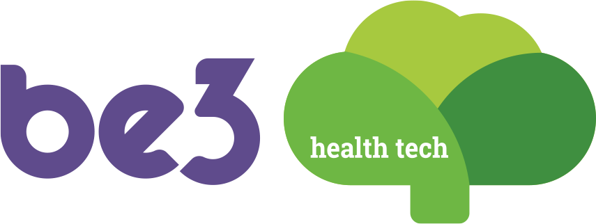 logotipo be3 health tech