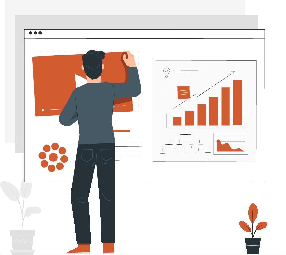 Consultoria em marketing digital.