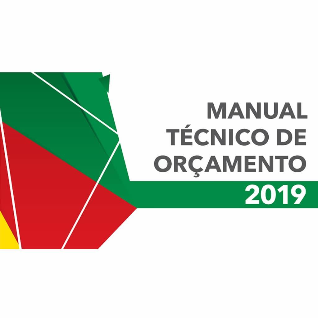 Manual técnico de Orçamento MTO 2019