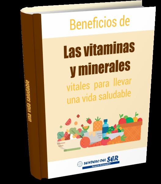 Conoce los beneficios de las vitaminas y minerales vitales para llevar una vida saludable