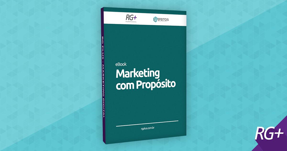 eBook: Marketing com Propósito
