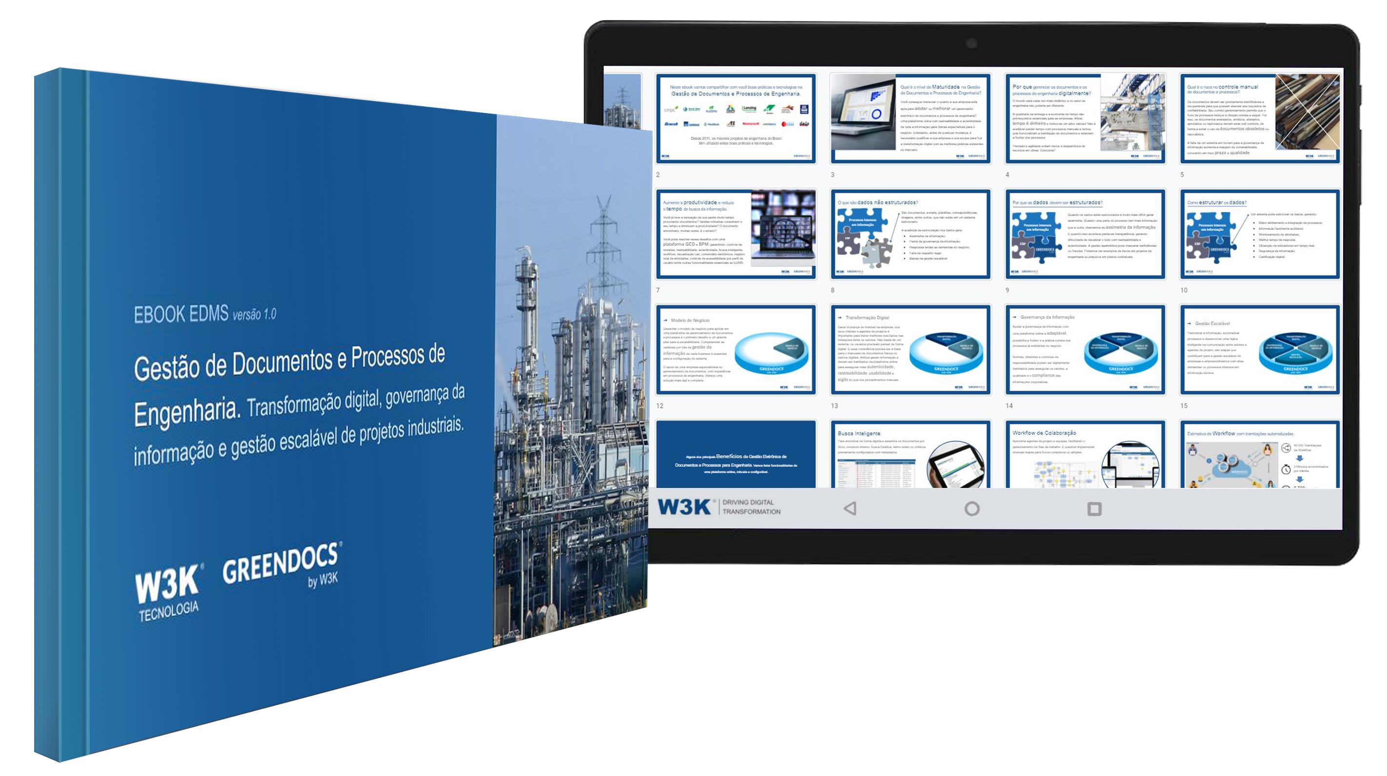 Ebook Gerenciador de Documentos e Processos de Engenharia