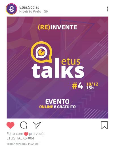 Etus Talks #04