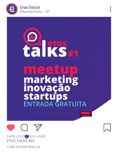 Etus Talks #01