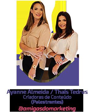 Ayane e Thaís
