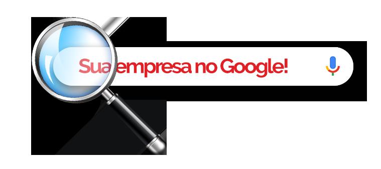 Sua empresa no Google!
