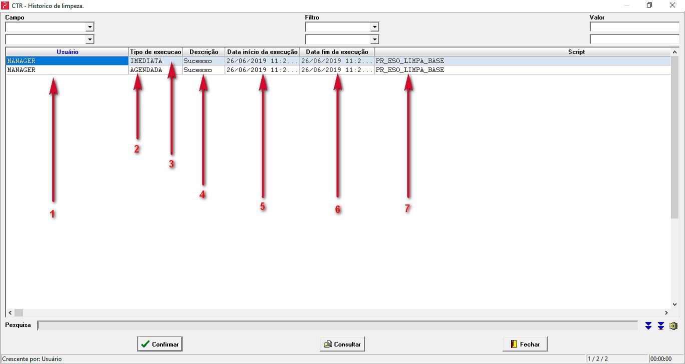 $du4t5qw56y - Implementação de soluções para disponibilizar mais espaço em banco de dados