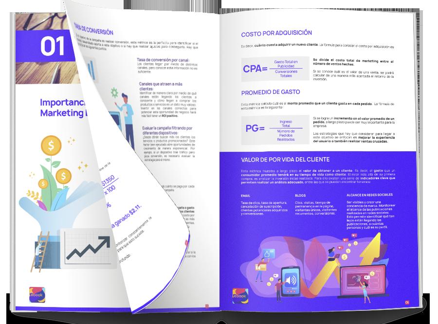 Ebook: Cómo calcular el ROI en Marketing Digital