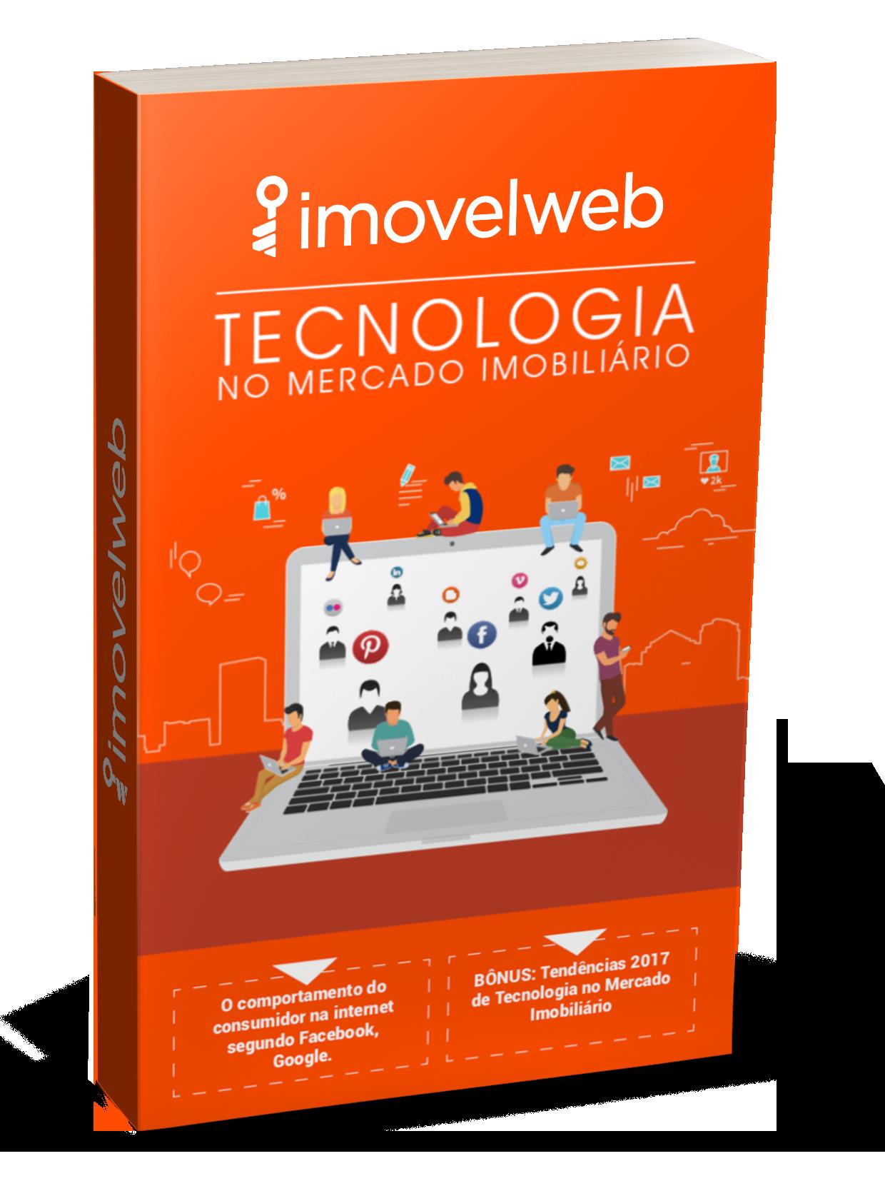 [Ebook] Tecnologia no Mercado Imobiliário