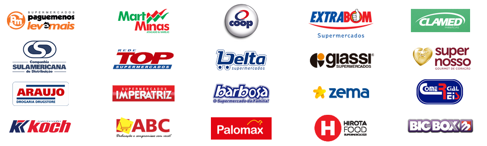 clientes smarket sistema para supermercado