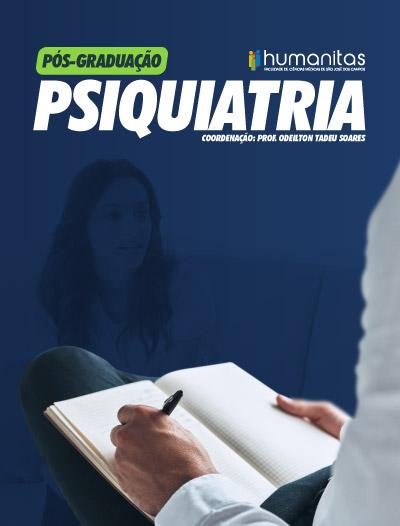 Pós-Graduação em Psiquiatria