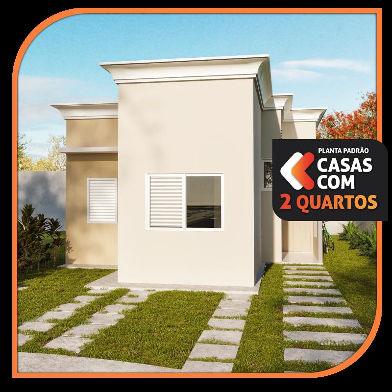 Modelo de casa do Viva