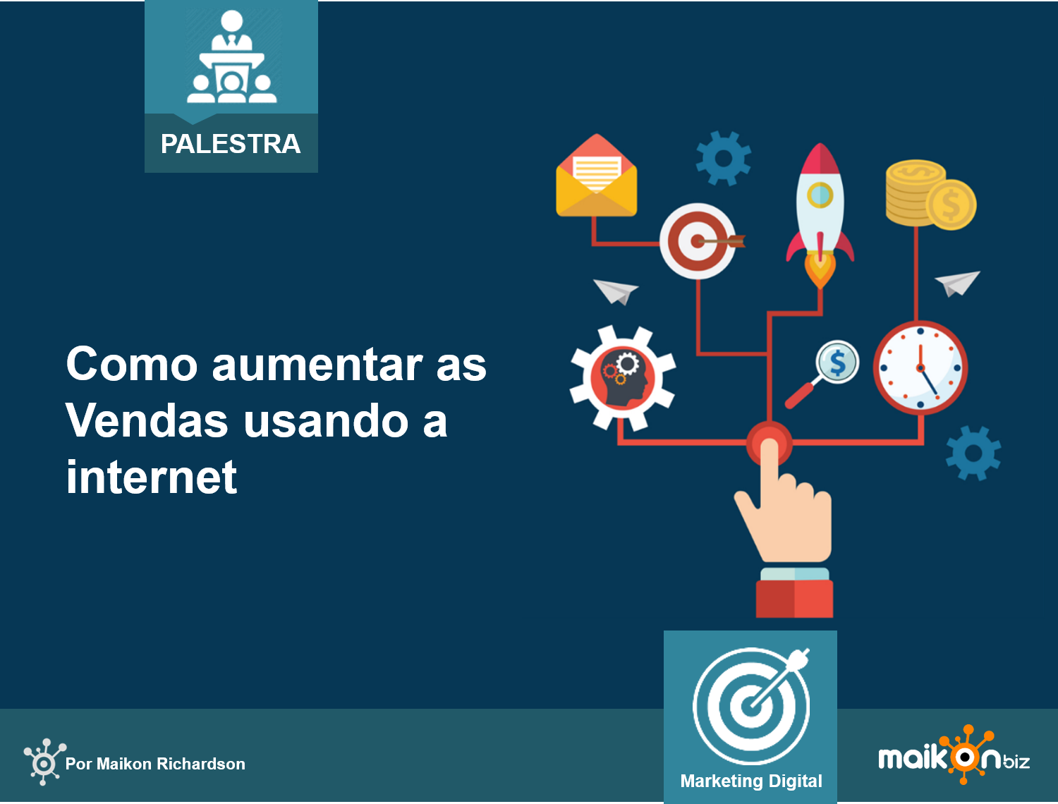 Como aumentar as Vendas usando a internet