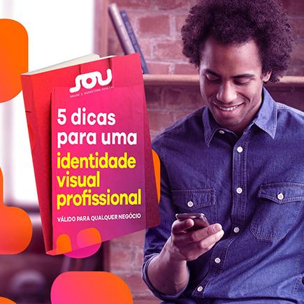 E-book 5 Dicas para uma identidade visual profissional