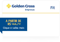 Golden Fit a partir de R$144,72