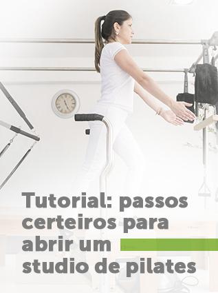 eBook - Tutorial: passos certeiros para abrir um studio de pilates