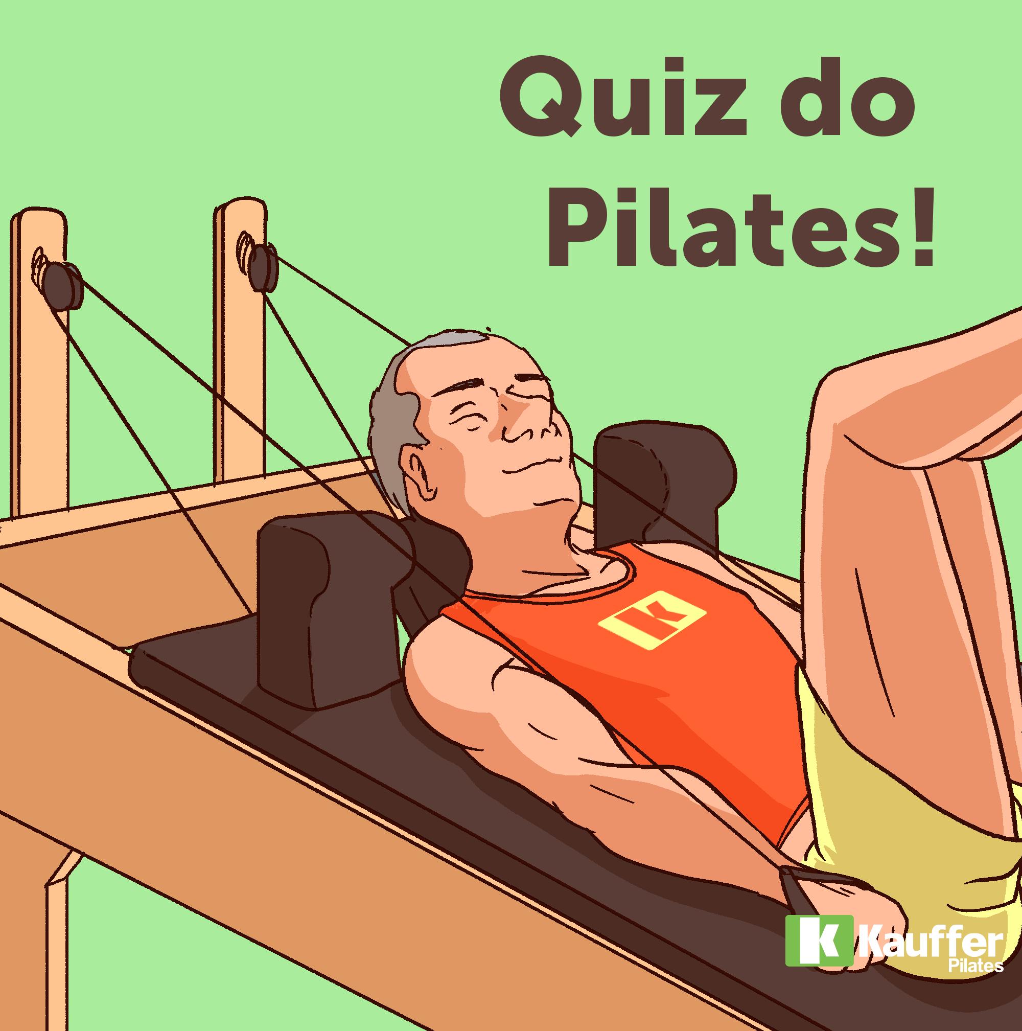Quiz do Pilates
