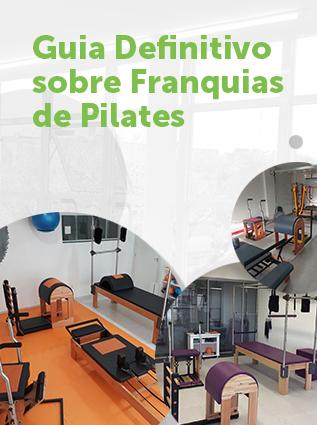 eBook - Guia Definitivo sobre Franquias de Pilates