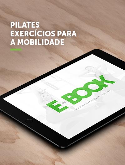 eBook Pilates - Exercícios para a mobilidade - Kauffer Pilates