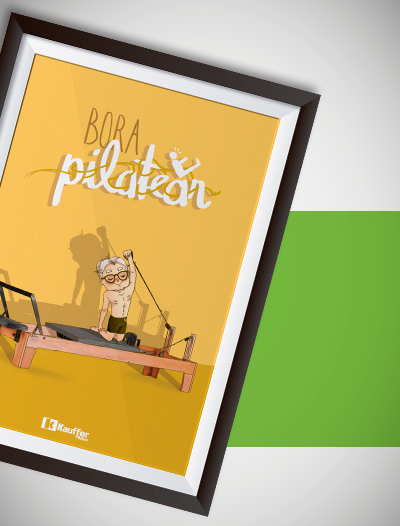 Poster de Pilates