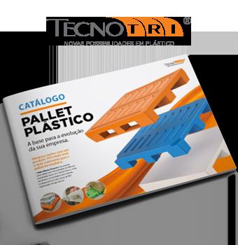 Catálogo Pallet Plástico