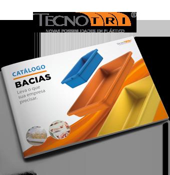 Catálogo Bacias