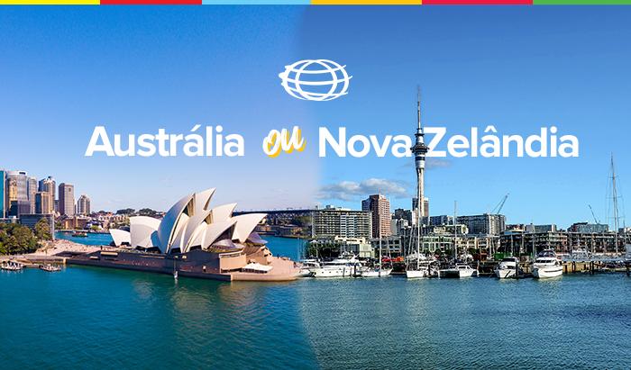 Neste mês, separamos para você os principais intercâmbios para quem busca uma oportunidade de trabalho no exterior.