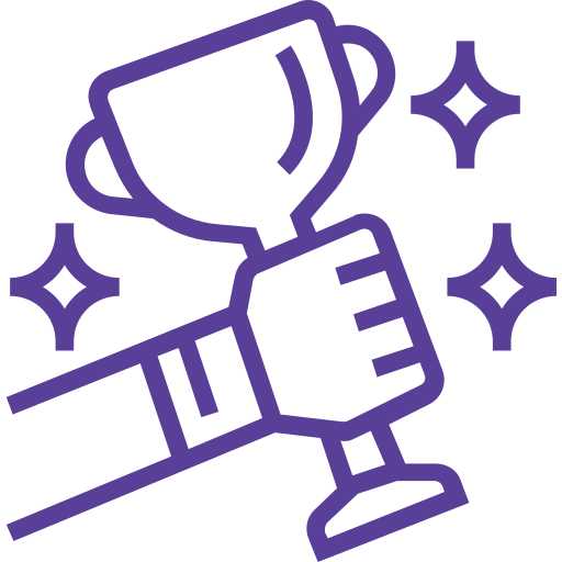 ícone troféu