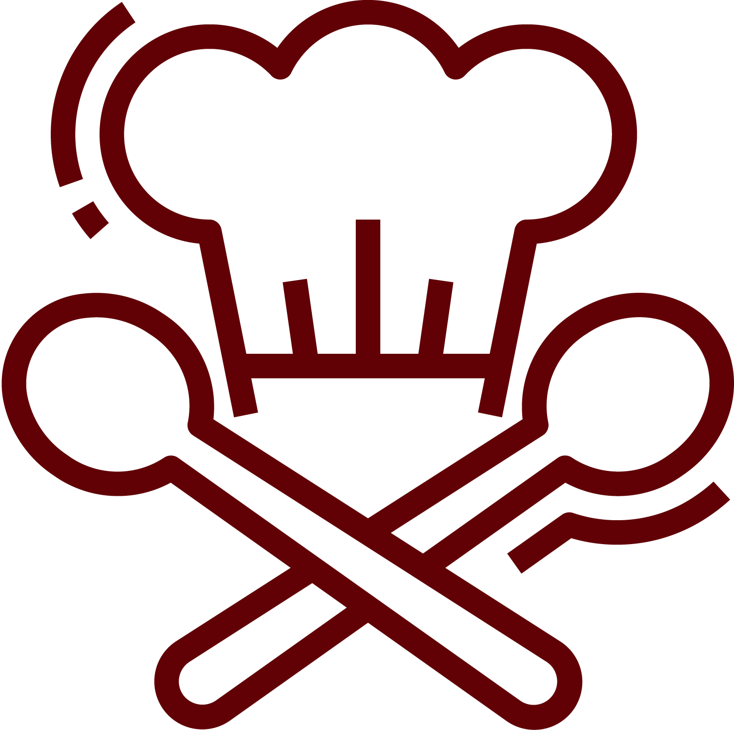 Chapéu Chef