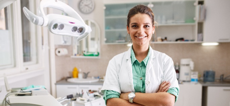 dentista recém formado