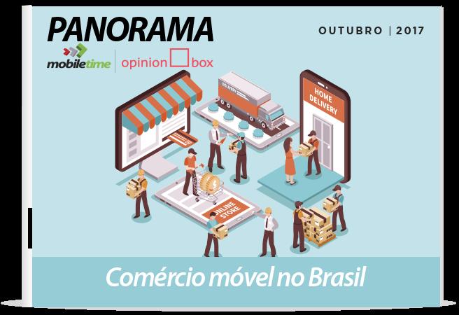 Comércio Móvel no Brasil