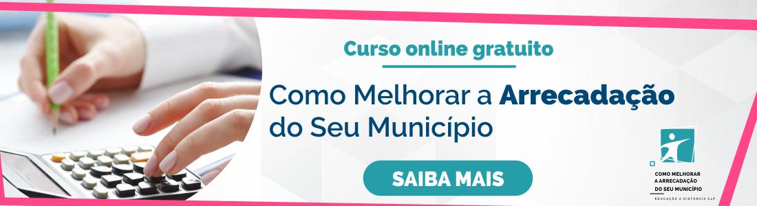 Curso Online de Finanças Municipais