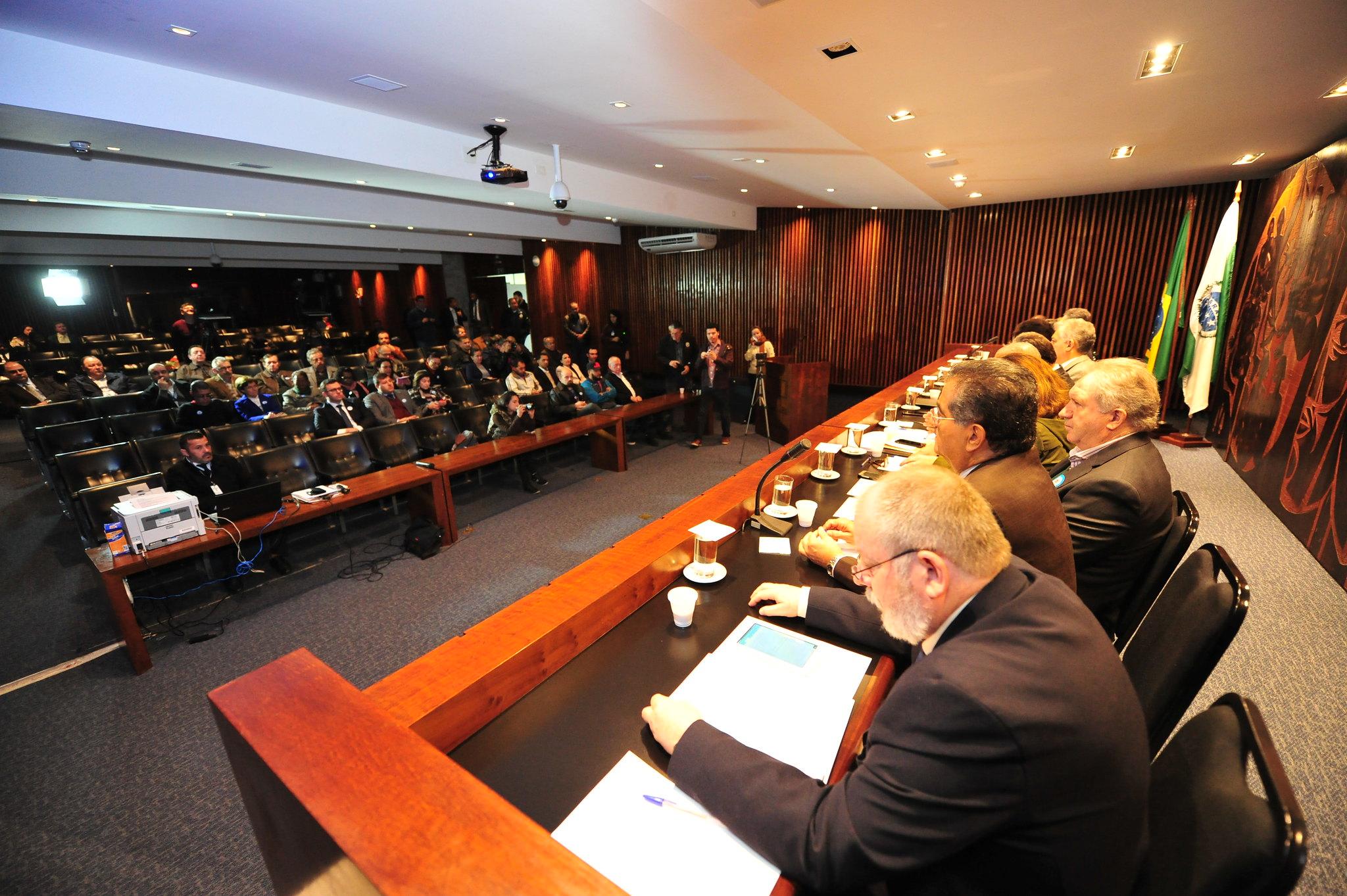 Assembléia pública