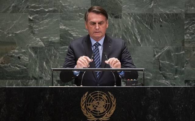 O que Bolsonaro disse em seu primeiro discurso na ONU