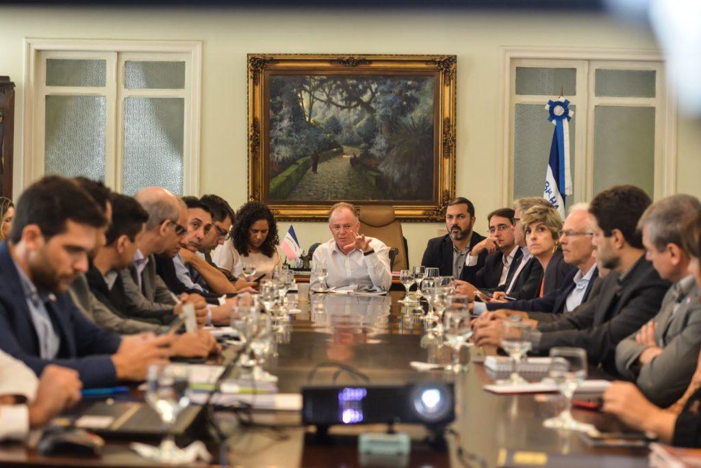 CLP e Renato Casagrande debatem os principais desafios do Espírito Santo em 2020