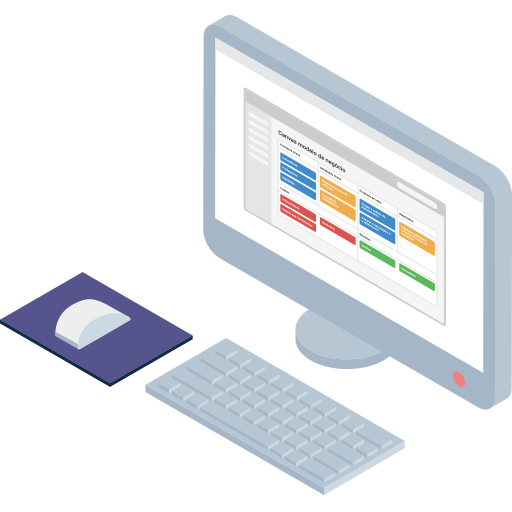 Software com Canvas Modelo de Negócio