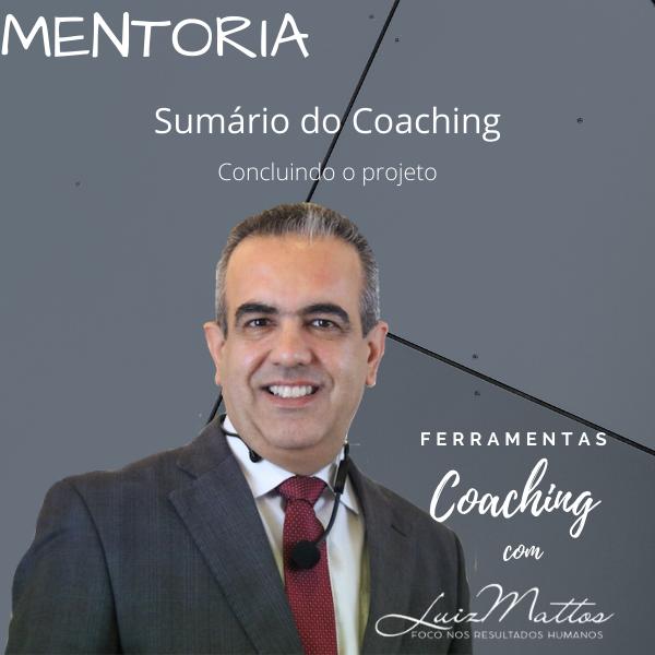 Sumário do Coaching