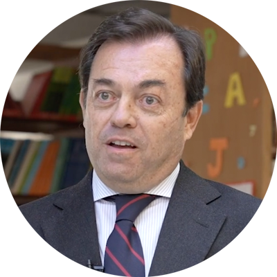 Gonçalo Corrêa d'Oliveira  Diretor Executivo do Centro Paroquial do Estoril