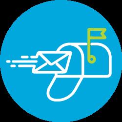 Múltiplas políticas de retenção para caixas de correio