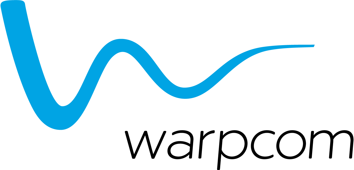 Warpcom logo